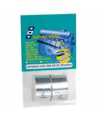 Ruban adhésif Spray Stop résiste à 200° Norme SOLAS - 25mmx1M