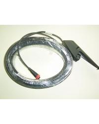 Advansea cable 25 m liaison pour tête de mât/afficheur