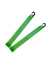 Kit 2 bâtons lumineux vert
