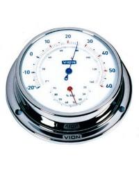 Thermomètre/Hygromètre Vion 80mm