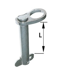 Goupille inox A4 - 15mm Ø 6 B