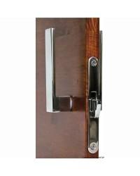 Poignées de porte inox type Nauta S