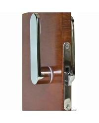 Poignées de porte en inox Nauta R