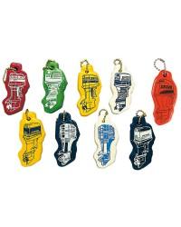 Porte-clés flottant MERCURY