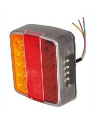 Feu arrière D/G à 4 lampes