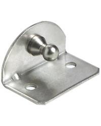 Plaque 90° rotule 10mm interne