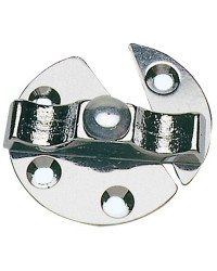 Bloquer de porte ou placher inox 45mm