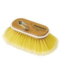 Brosse 6'' SHURHOLD fibre souple jaune