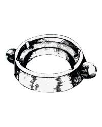Anode collier SAILDRIVE Yanmar zinc OEM 19642002652