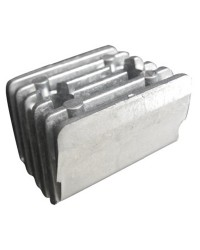 Anode pied DPX Volvo alu OEM 873395-8