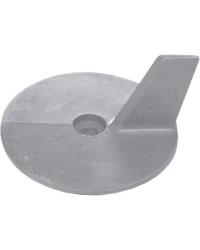 Anode queue carpe alu Yamaha/Mariner 20/50CV OEM 664-4537101