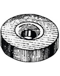 Anode rondelle pied 4/6CV 2 /4T - 20x7mm Alu OEM 11130-94600