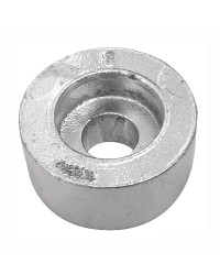 Anode rondelle pied Suzuki 4/6CV 2 /4T - 20x7mm magnésium OEM 11130-94600