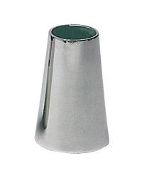 Raccord conique 90° goujon 8mm pour tubes ø25mm