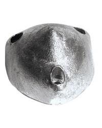 Anode hélice Max-PROP Zinc 41mm - 3 trous