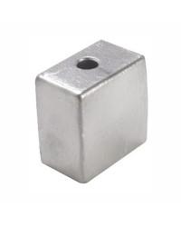 Anode pied Johnson evinrude zinc 50-200 CV 3/8' X 16 mm OEM 397768