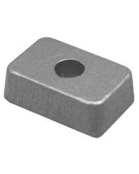 Anode simple Tohatsu pour 4/6CV 2/4T - zinc - OEM 3H660218000