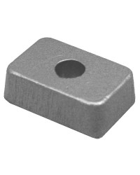Anode simple Tohatsu pour 4/6CV 2/4T - alu - OEM 3H660218000