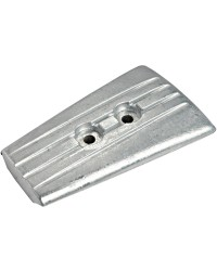 Anode pied SX-A/DPS-A dessus alu Volvo OEM 3888814 / 3883728