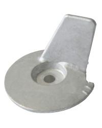 Anode simple Tohatsu pour 8/20CV - alu - OEM 3V1602170