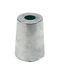 Anode ligne axe Radice 57mm
