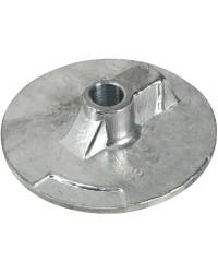 Anode plate Alpha/Bravo 35/300CV zinc OEM 762145