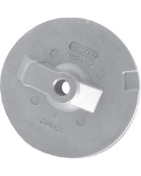 Anode plate Alpha/Bravo 35/300CV alu OEM 762145
