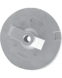 Anode plate anti cavitation Bravo 3 alu OEM 762144