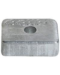 Anode HB Mercury/Mariner 4/5/6CV zinc OEM 875208