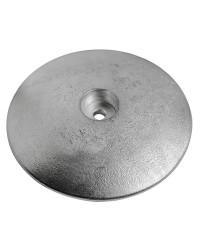 Anode à rose à boulonner zinc Ø125mm - 1,08Kg