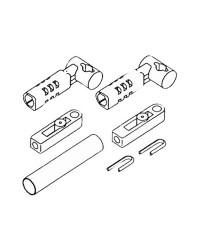 Kit d'adaptation K56 pour cables C2/C8/C0 sur Mercury