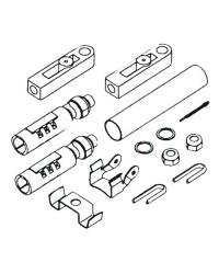 Kit d'adaptation K57 pour cables C2/C8/C0 sur Jonhson/Evinrude