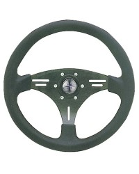 Volant Manta noir 355mm