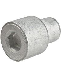 Anode cylindre Yamaha zinc 80/250CV OEM 68V-11325-02