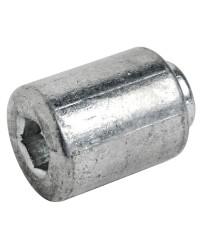 Anode cylindre Yamaha alu 22,5x32,5mm 80/250CV OEM 68V-11325-01