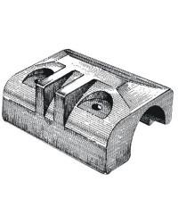 Anode TOHATSU zinc 40/50CV 4T OEM 63D-4525100