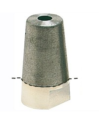 Uniquement anode axe 35mm zinc pour écrous hélice nouveau type radice de 1996