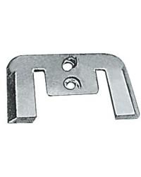 Anode plaque Mercruiser Bravo zinc OEM 821630A/C