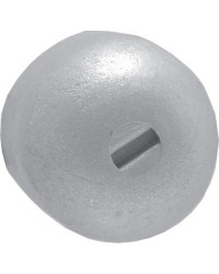 Anode support de la base des Z-drives Alpha/Bravo 120/160CV filet 1/2UNC magnésium OEM 55989A3
