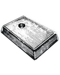 Anode plaque 40/50CV 4T Johnson/Evinrude OEM 5035786
