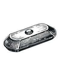 Anode plaque sans encoche OEM 55320-98400