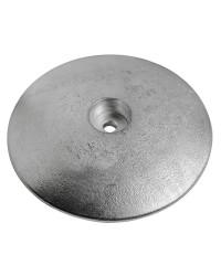 Anode à rose à boulonner zinc Ø90mm - 445g