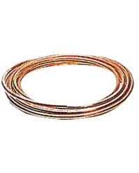 Tuyau en cuivre 8x10mm pour carburant ou gaz - le mètre