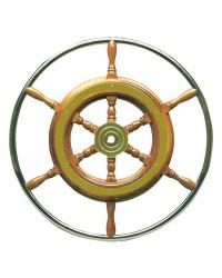 Barre à roue classique cerclage inox 420 mm