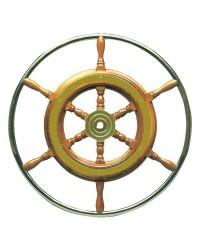 Barre à roue classique cerclage inox 620 mm