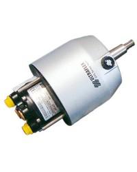 Timonerie hydraulique Silversteer ULTRAFLEX UP28F-SVS - frontal