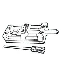 Sélecteur L23 boitier double commande pour connecter des câbles sur les boîtiers mono lEvier