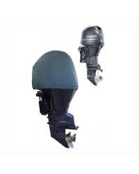 Capote pour moteur Yamaha 115-130CV - gris
