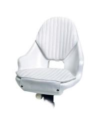 Coque moulé siège compact 49x40x49 cm