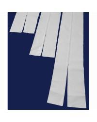 Portes et ouvertures en polyethylène 700 x 30 cm avec velcro